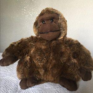 Dan Dee Collectors Choice happy gorilla plush